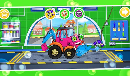 Car Wash: Truck APK + MOD (Unlimited Money) 3
