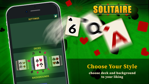 Solitaire - Offline Card Games Free screenshots 7
