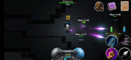 WOTU RPG Online apkpoly screenshots 3