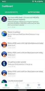 Blood Pressure - Joda App