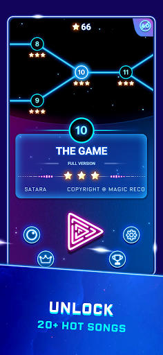 Jump Ball: Tiles and Beats 1.3.3 screenshots 5