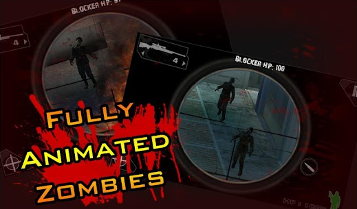 iSnipe : Zombies HD (Beta) Hack for iOS and Android 4