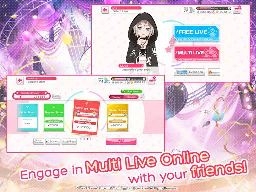 BanG Dream! Girls Band Party! 3.8.2 screenshots 21