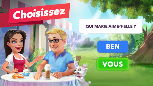 Code Triche My Café — jeu de restaurant (Astuce) APK MOD screenshots 5