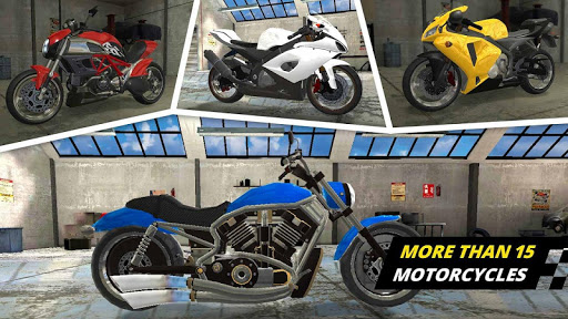 Motorcycle Racing Champion 1.1.2 screenshots 3