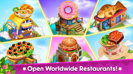Kitchen Star Craze - Chef Restaurant Cooking Games  screenshots 20