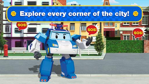 Robocar Poli Games: Kids Games for Boys and Girls  Screenshots 5