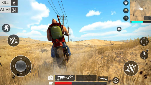 Desert survival shooting game 1.0.6 Screenshots 3