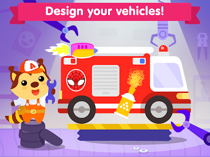 Car games for kids ~ toddlers game for 3 year olds screenshots 6