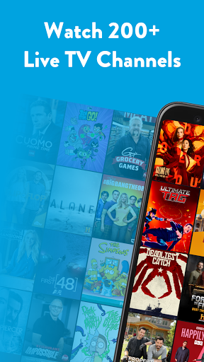 SLING: Live TV, Shows & Movies  screen 0