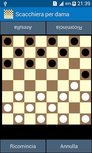 Italian Checkers - Dama 1.49 screenshots 9