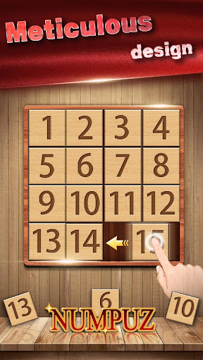 Numpuz: Classic Number Games, Free Riddle Puzzle 4.4501 screenshots 2