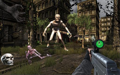 Residence of Living Dead Evils-Horror Game  screenshots 5
