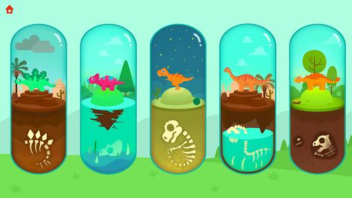 Jurassic Dig - Dinosaur Games for kids apkmr screenshots 5