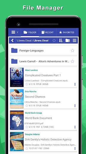 Librera - reads all books, PDF Reader 8.3.109 Screenshots 2