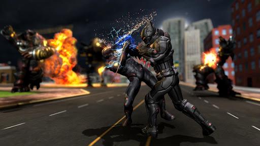 Code Triche Grand jeu de combat de ligue de super-héros d'inju APK MOD (Astuce) screenshots 1