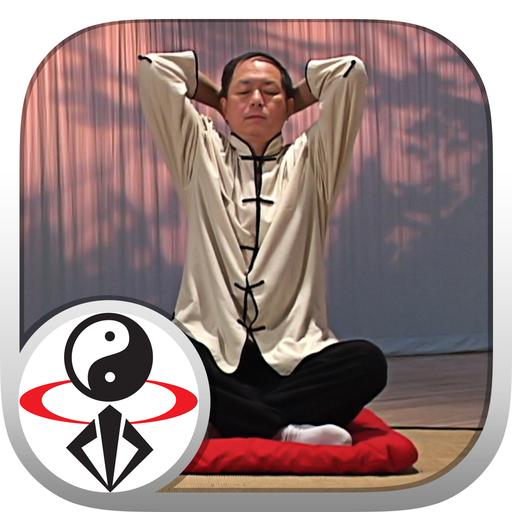 Eight Brocades Qigong Sitting icon