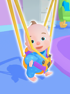 Welcome Baby 3D Screenshot