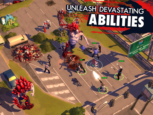 Zombie Anarchy: Survival Strategy Game  Screenshots 16