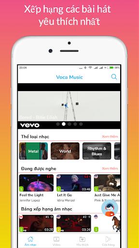 Learn English through Music modavailable screenshots 1