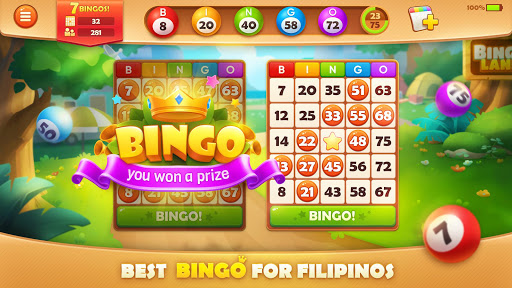 Bingo Land - No.1 Free Bingo Games Online  screenshots 7
