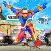 Speed Hero Jail Break Prison Escape Superhero Game