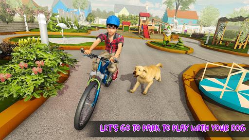 Family Pet Dog Home Adventure Game 1.2.2 screenshots 1