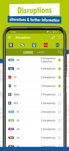 MVV-App u2013 Munich Journey Planner & Mobile Tickets  Screenshots 4