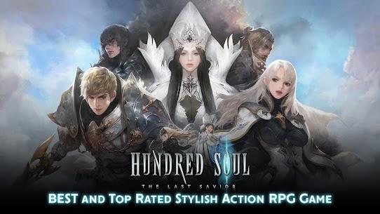 Hundred Soul : The Last Savior Ver 0.25.0 MOD Menu | God Mode | 1 Hit Kill | Damage Multiplier 1