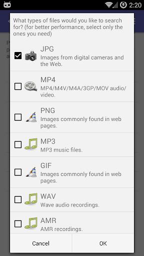 DiskDigger photo recovery 1.0-2019-11-10 Screenshots 17