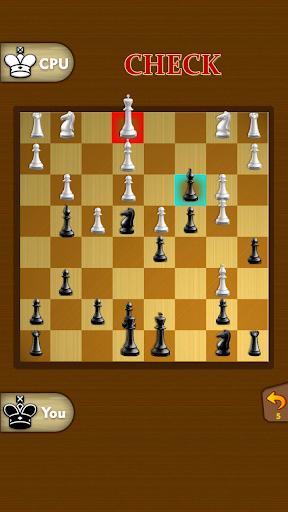 Chess free learnu265e- Strategy board game 1.0 screenshots 4