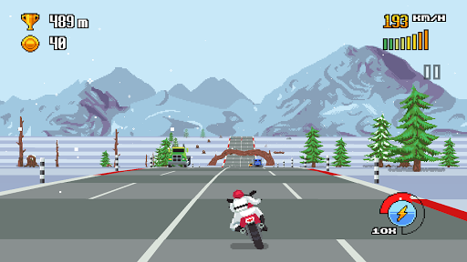 Retro Highway 1.0.35 screenshots 9