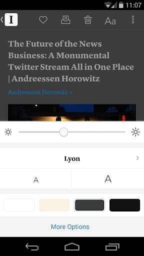 Instapaper 4.5 Screenshots 4