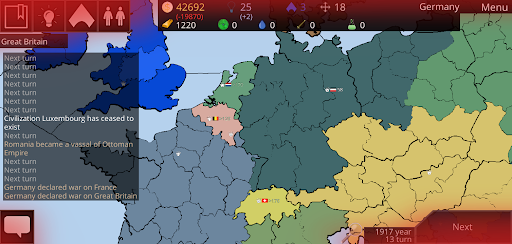 Cold Path - Turn-based strategy android2mod screenshots 3