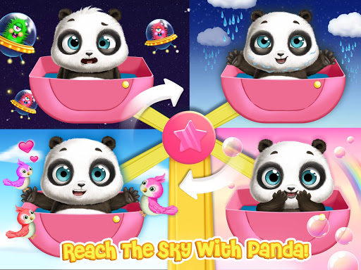 Panda Lu Fun Park - Amusement Rides & Pet Friends 4.0.50002 screenshots 23