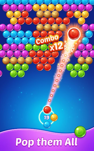 Bubble Shooter Pop - Blast Bubble Star  screenshots 11