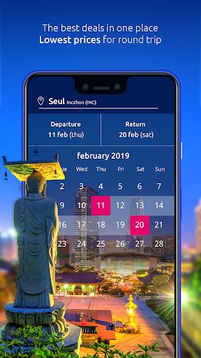 eSky - Flights, Hotels, Rent a car, Flight deals 1.10.3 Screenshots 3