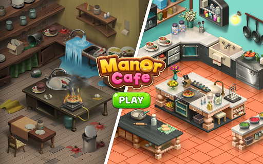 Manor Cafe  screenshots 8