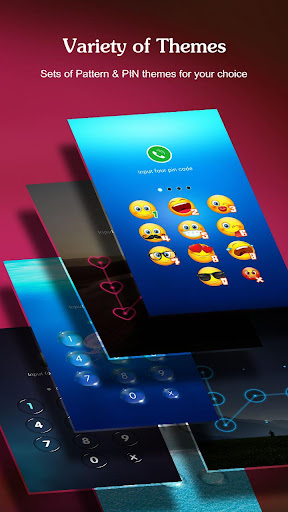 AppLock - Fingerprint & Password, Gallery Locker apktram screenshots 4