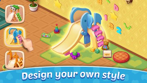 Baby Manor: Baby Raising Simulation & Home Design apkpoly screenshots 4
