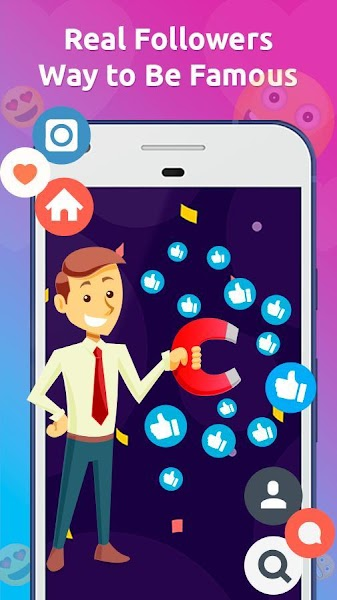 get real followers for instagram , real likes Tagm