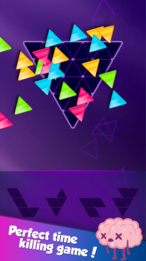 Block! Triangle Puzzle: Tangram  screenshots 4