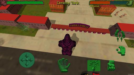 Monster Eats City apklade screenshots 2