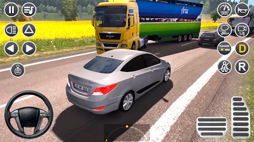 Real Car Parking Car Game 3D apkpoly screenshots 3