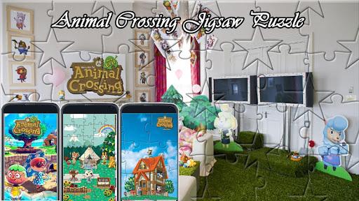 Jigsaw Puzzle Animal Crossing 4.0 screenshots 2