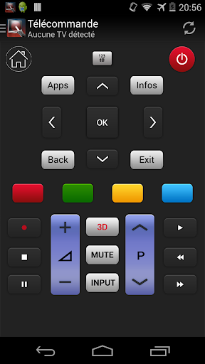 Remote for LG TV 4.6.3 Screenshots 1