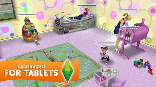 The Sims FreePlay MOD APK 5.62.0 (Unlimited Money, VIP unlocked) 7