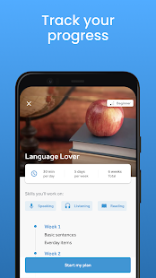 Rosetta Stone: Learn, Practice & Speak Languages 8.10.0 Screenshots 7