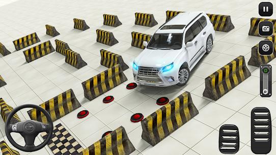 Prado Araba Oyunları Modern Araba Park Etme Araba Full Apk İndir 1