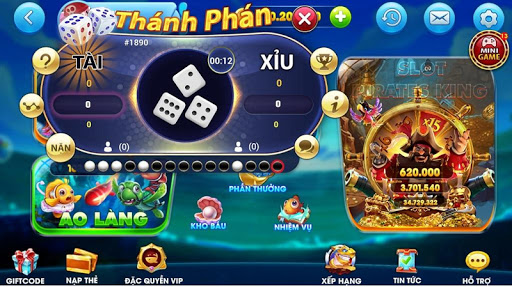 Vua Cu01b0u1edbp Biu1ec3n - Ban Ca 3D 1.5 Screenshots 3